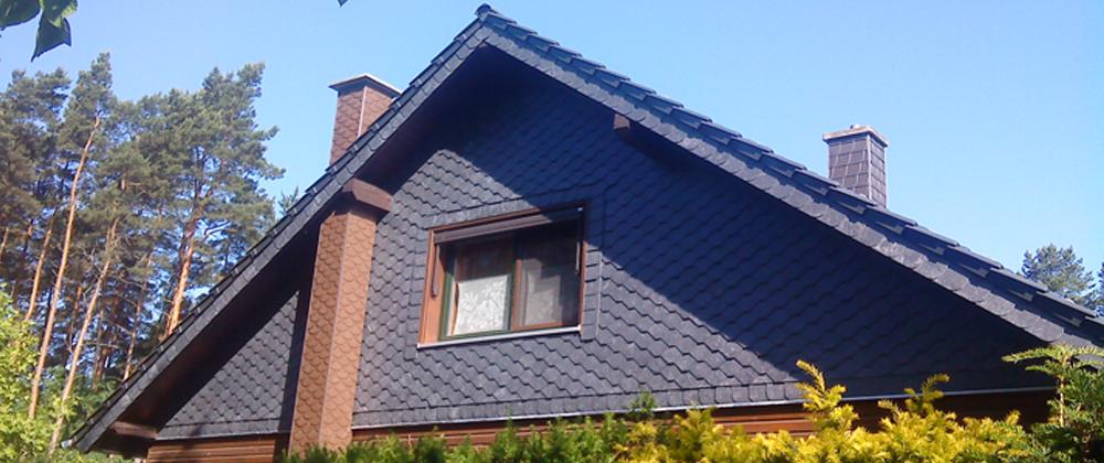 Fassadengestaltung in Form & Farbe